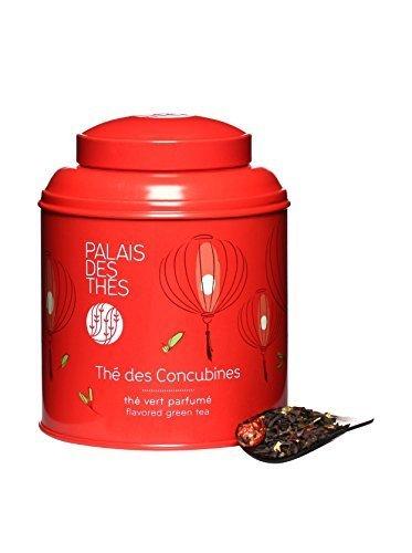 Palais des Thés, Signature Tea Blends Collection, The des Concubines (Black, Cherry Mango Vanilla)