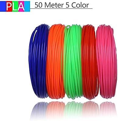 NO LOGO L-Yune, 20 Colores o 10 Colores o 5 Colores/Set 3D Fila ...