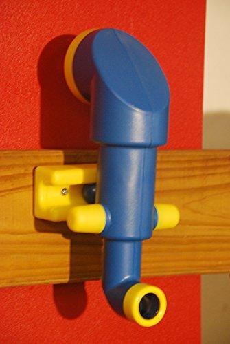 Blue Periscope Pirate Swingset Accessories Swing & Playset B