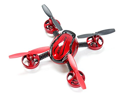 KiiToys Camera Drone with Spy Camera - Quadcopter HD Camera 720p 2MP, 6 Axis Gyroscope, Battery and Charger, 3D Flip Roll, 4 Ch 2.4 ghz Long Range (2018 Version)