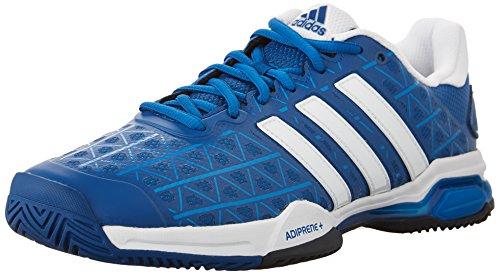 oben Galleon Adidas Barricade Club Men's Tennis Shoes Blue  im Angebot