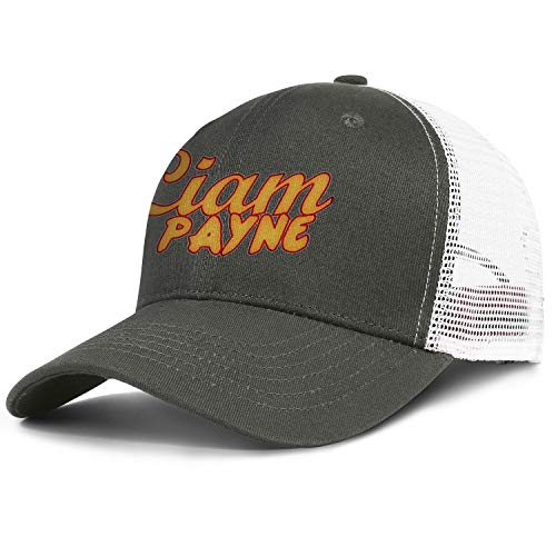 Adjustable Baseball Cap Strapback Dad Hat Sports Trucker Hat-Rock Music Band Album