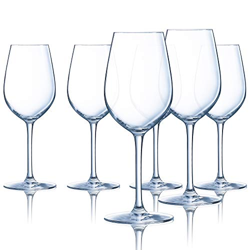 Chef & Sommelier Domaine 22 Ounce All Purpose Wine Tulip Glass, Set of 6