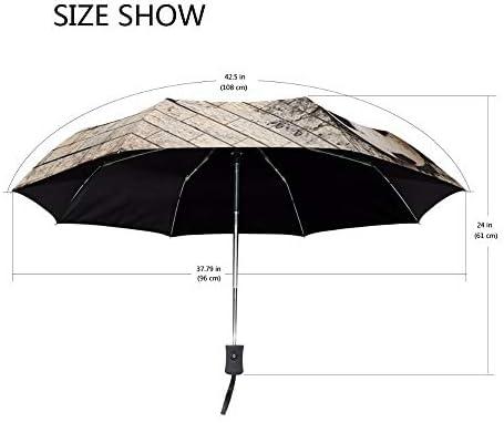 HAITAOSHUAI Balón de fútbol Paraguas automático Lluvia Sol Mujer ...