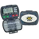 Sun Company TrekLINQ 8-Function Pedometer