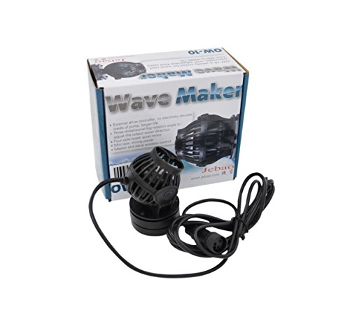 Jebao OW-10 Wavemaker 132-1057 GPH with Controller and Magnet Mount