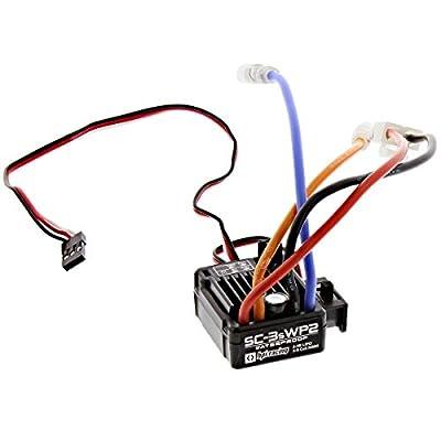 HPI 1/10 E10 Drift Mustang - SC-3SWP2 Waterproof Speed Control ESC 3S: Toys & Games