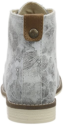 Oliver Cold Lined Desert Women's Grau Boots Short 25100 Grey 297 Length s Multiflow dOqwS1xAd