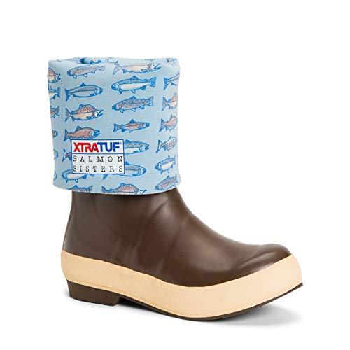 fish boots - 8