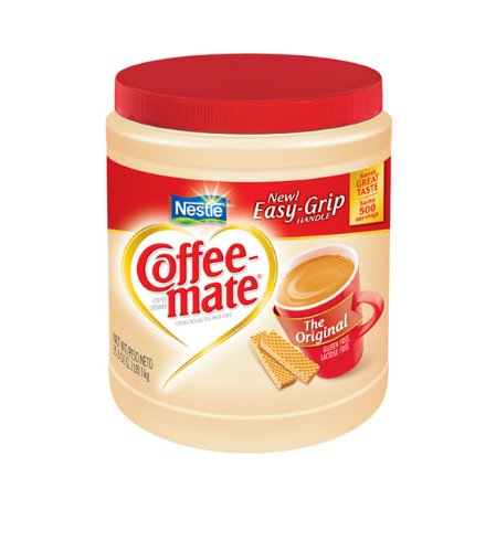 COFFEE MATE The Original Powder Coffee Creamer 35.3 oz. Canister (Pack of 3)