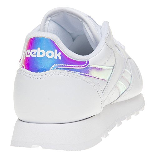 Reebok Cl Cuir Rd Mens Running Formateurs Sneakers Blanc Bs5120