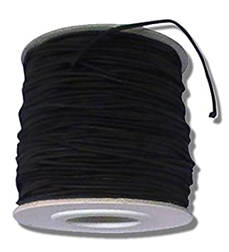 Replacement Vango Black Shock Cord For Tent /& Awning Poles 2.5mm Various Sizes
