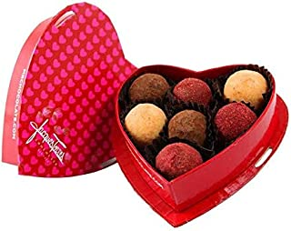product image for Jacques Torres Heart Truffle Box