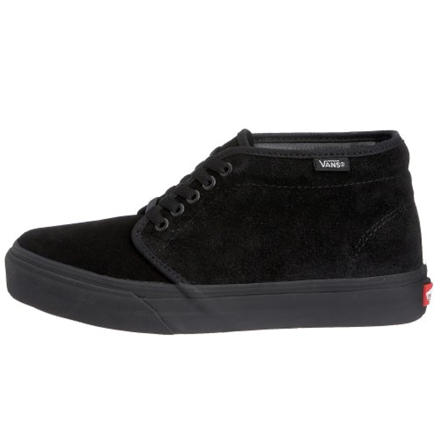 Vans Unisex-Adult Chukka Boot Trainers, Black/Black, 4.5 UK