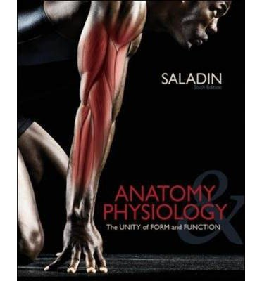 [ { ANATOMY & PHYSIOLOGY: THE UNITY OF FORM AND FUNCTION } ] by Saladin, Kenneth (AUTHOR) Jan-13-2011 [ Hardcover ] PDF