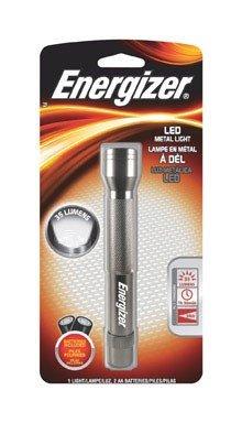 - Energizer Flashlight 35 Lumens Led 2 Aa White Case