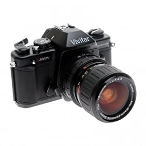 Vivitar SLR Camera with 28-70 Zoom Lens (VIV-V3800-2870)