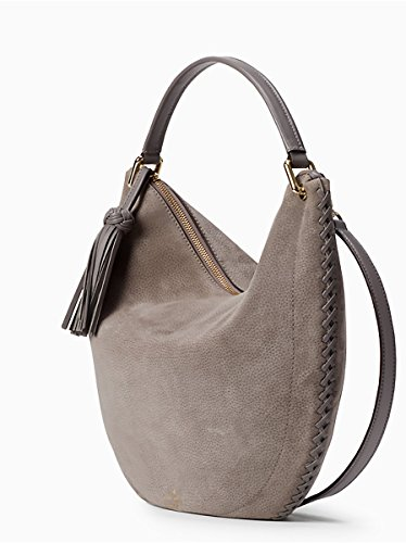 Hobo Bag grey Kate caryl Spade hare street somerton w0x08RXqI