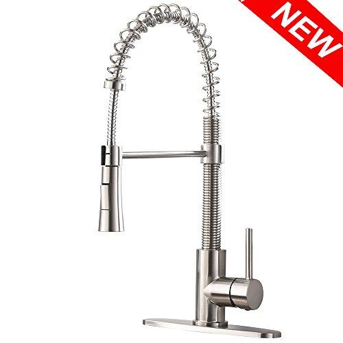 Handle Kitchen Sink Faucet - 9