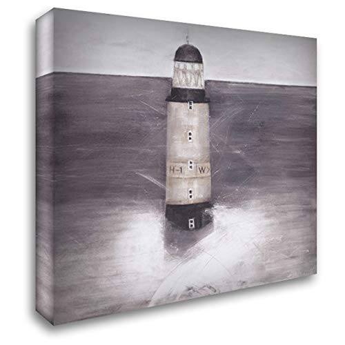 Stand Guard I 20x20 Gallery Wrapped Stretched Canvas Art by Emanuel, - Beate Emanuel Stand