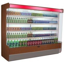 Refrigerated Open Display Merchandiser (Open Merchandiser Reach Cooler)