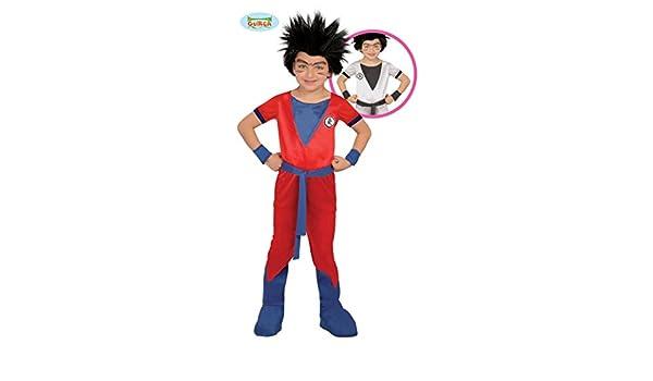 Guirca 82762 - Ninja Rojo Infantil Talla 10-12 Años: Amazon.es: Juguetes y juegos
