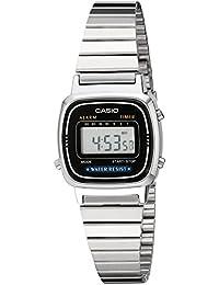 Women's LA670WA-1 Daily Alarm Digital Watch