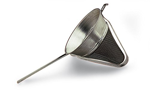Gobel Chinois Strainer, Tinned Steel with Stainless Mesh