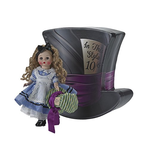 Madame Alexander Alice's Mad Adventure - 8 Inch Doll Wendy