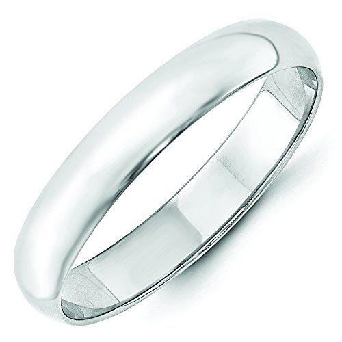 4mm .925 Sterling Silver Wedding Band Ring Men's Women's Also Thumb Ring (9)