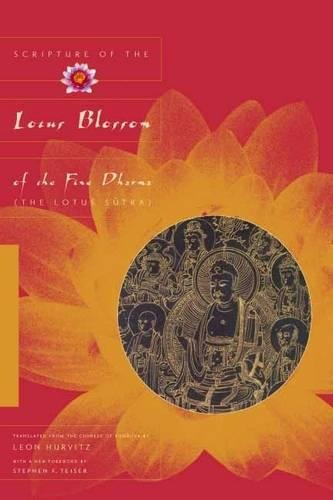 Scripture of the Lotus Blossom of the Fine Dharma...