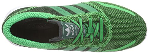 adidas Los Angeles, Unisex Adults' Trainers Green (Green/Green/Carbon S14)