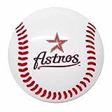 MLB Houston Astros Baseball Magnetic Snack Clip & Memo Holder