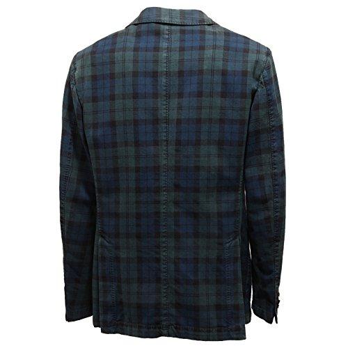 blu Verde Men Brando Giacca Giacche Uomo 2595o Jackets 52 R qtUAEn
