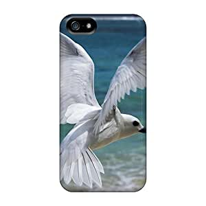 ConnieJCole Snap On Hard Case Cover Perfect Flying Bird Protector For Iphone 5/5s