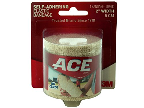 Ace Self-Adhering Elastic Bandage-Package Quantity,6