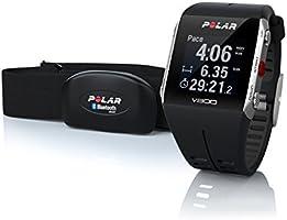 Polar V800, Orologio sportivo GPS con sensore di frequenza cardiaca H10