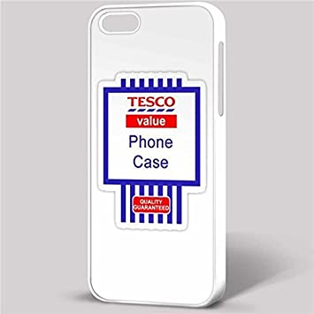 new arrivals 945c1 28eb7 Tesco Value Phone Case Funny Ironic Quirky fits iPhone: Amazon.co.uk ...