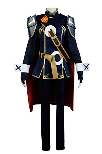 Costhat Fire Emblem Awakening Fates Lucina Battle Suit Cosplay Costume