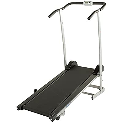 ProGear 190 Manual Treadmill with Twin Flywheels