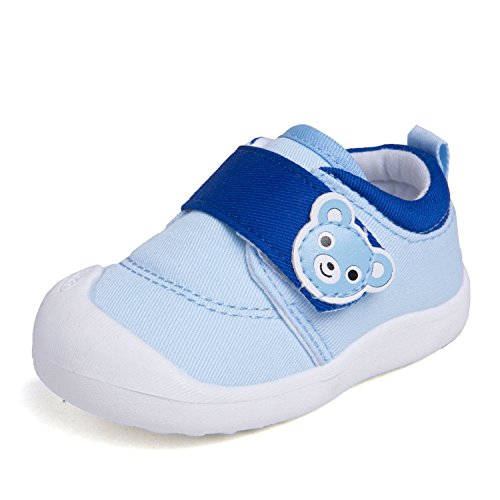 Resonda Baby Shoes Sneakers Infant for Girls Boys First Walking Shoes Toddler 0-24 Month