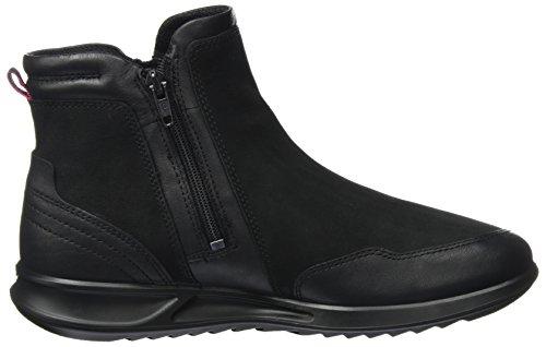 Black Stivali Nero ECCO Black Genna Donna 4q5xwwTXS