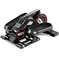 JOROTO Desk Elliptical Mini Stepper - Under Desk Elliptical Steppers for Exercise, Desk Pedal Exerciser with Unique Design