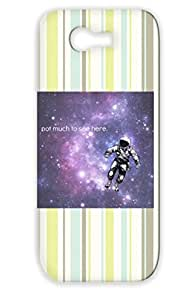Spaceman Discovery Philosophy Religion Cosmos Spaceman Atheist Religion Galaxy Atheism Space For Sumsang Note 2 Gray Cover Case