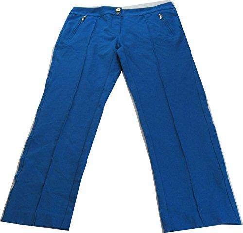 ハーフ指定するトレイルAlfani Skinny Leg Petiteパンツ、ロンドンブルー、10p