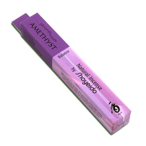 Shoyeido's Amethyst Incense, 30 sticks