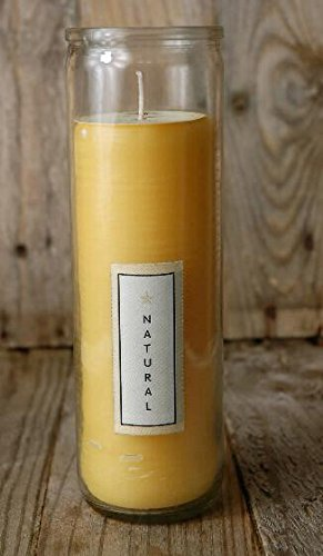 Richland Pure Beeswax Sanctuary Glass Candle 8