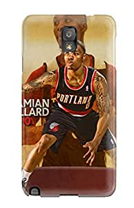 Best portland trail blazers nba basketball (13) NBA Sports & Colleges colorful Note 3 cases