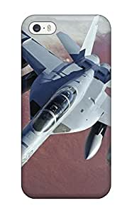 High Quality Gabrielbhun Jet Fighter Military Man Made Military Skin Case Cover Specially Designed For Iphone - 5/5s by icecream design