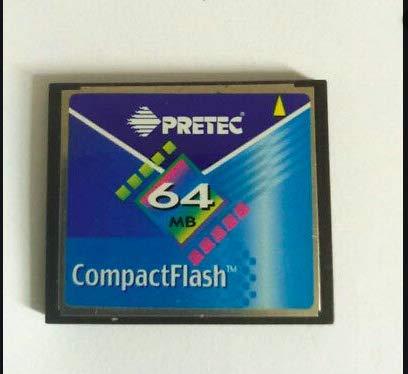 Pretec Compact Flash Card 64 MB CF Tarjeta de memoria ...